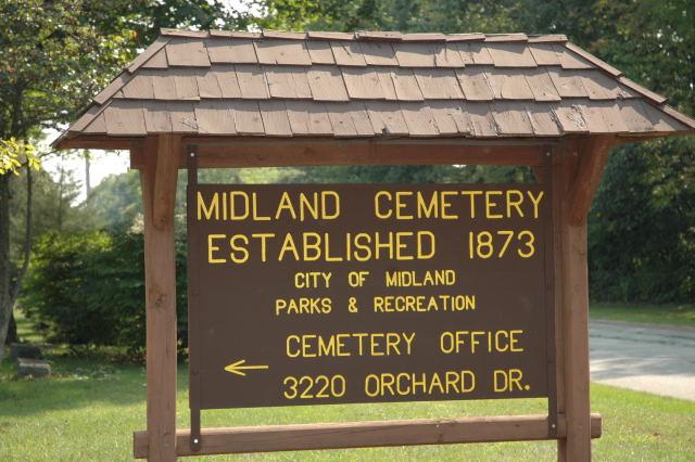 Midland City Cemetery