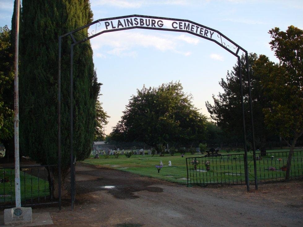 Plainsburg Cemetery