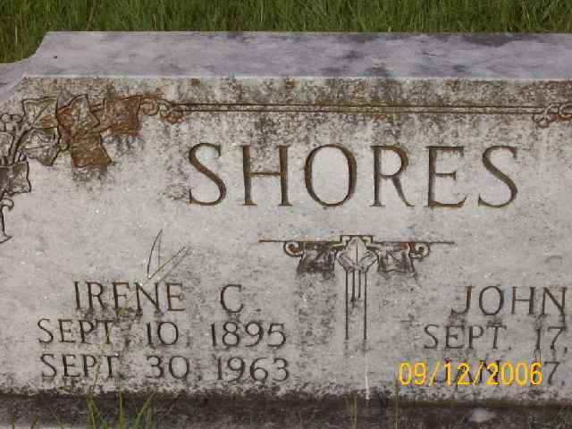 Irene C. Shores