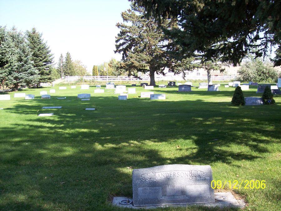 Ammon Cemetery
