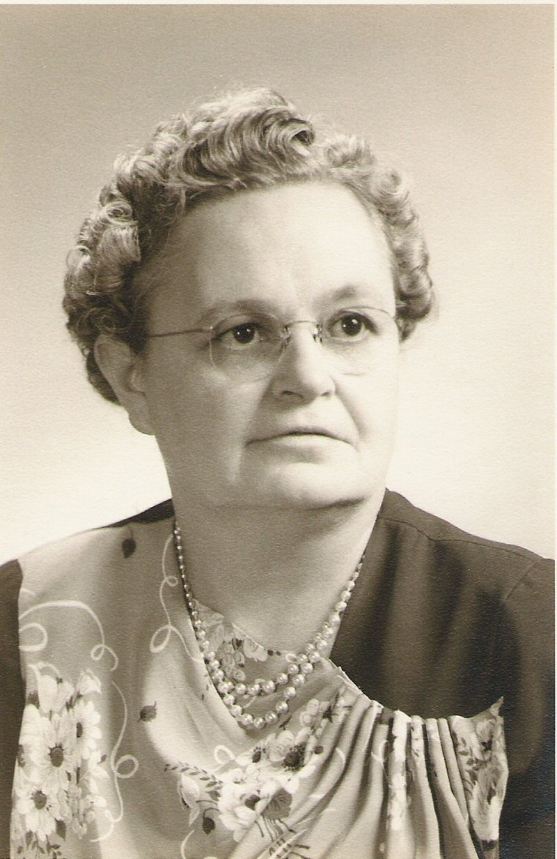Inez Clara <i>Laughner</i> Bousman