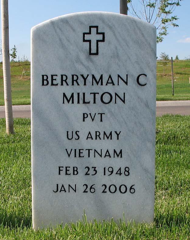 Berryman C. Milton