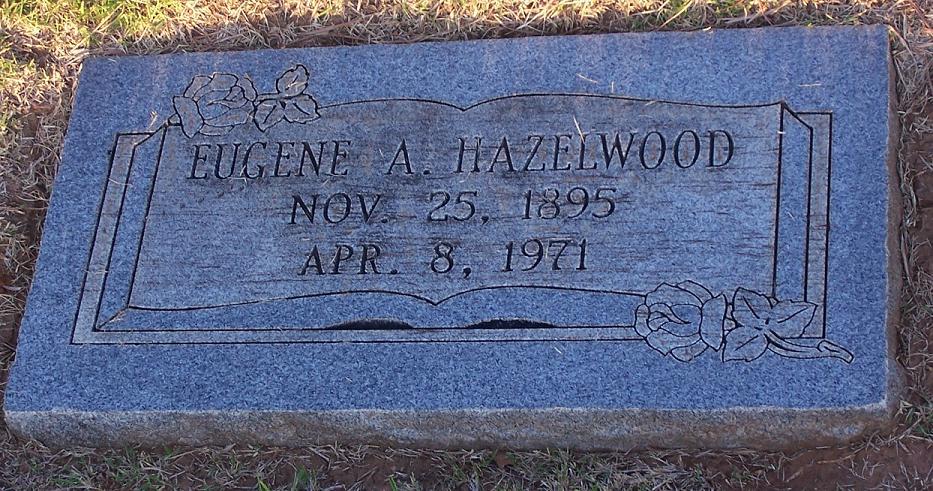 Eugene Augustus Gene Hazelwood