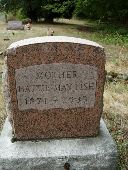 Hattie May <i>Graves</i> Fish