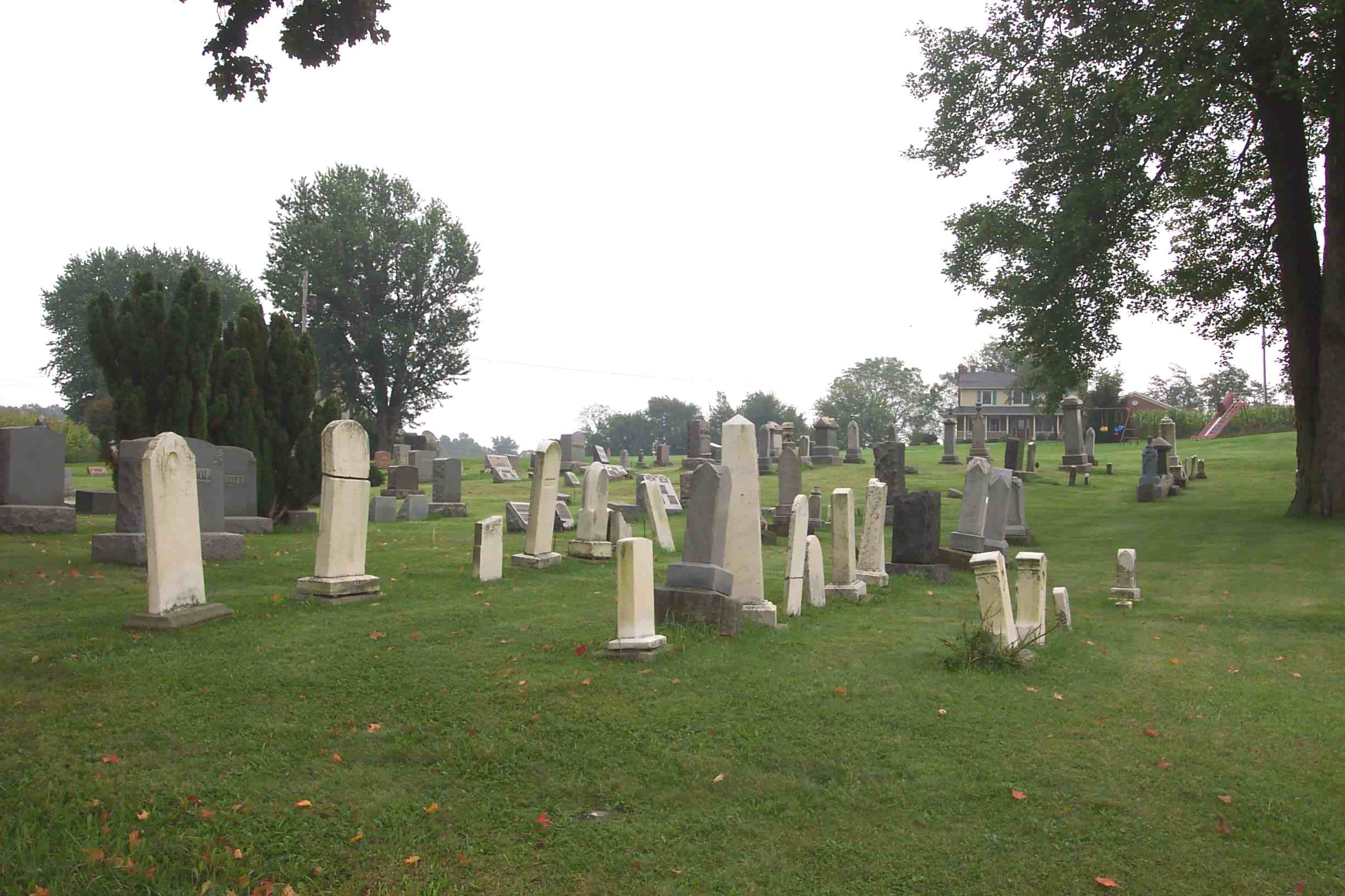 Werner Chapel Cemetery