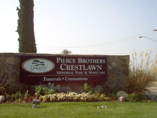 Pierce Brothers Crestlawn Memorial Park & Mortuary