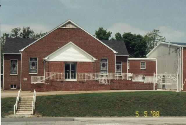 New Bethlehem Baptist Church Cemetery