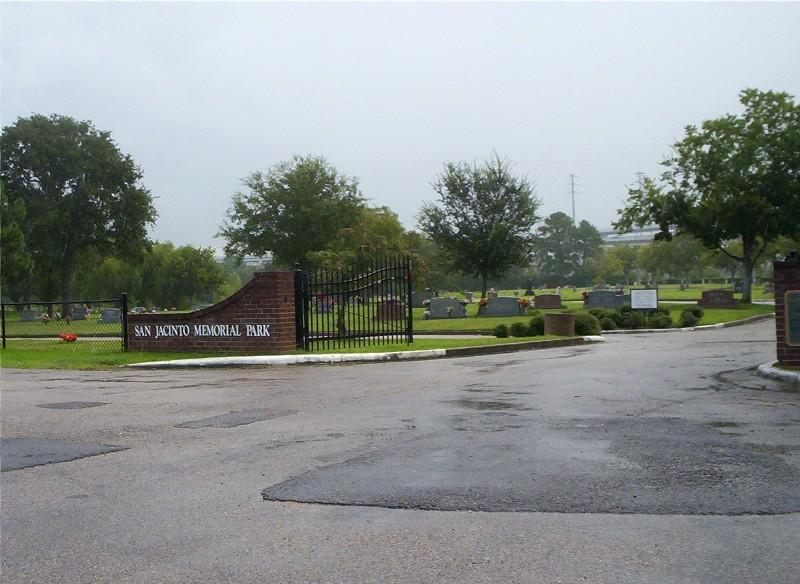 San Jacinto Memorial Park