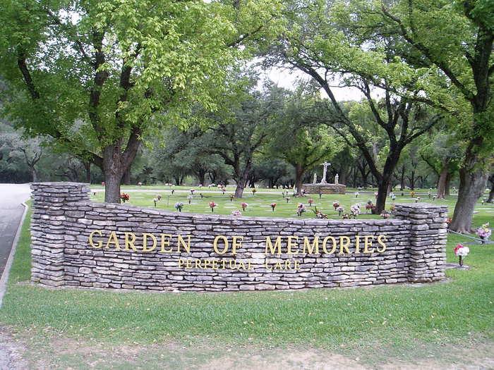 Garden of Memories Cemetery
