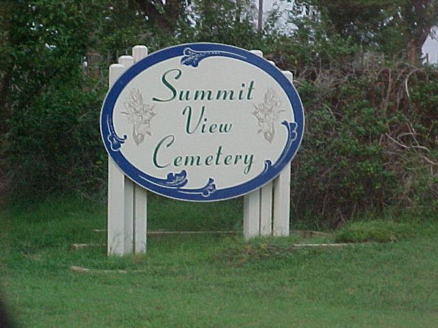 Summit View Cemetery