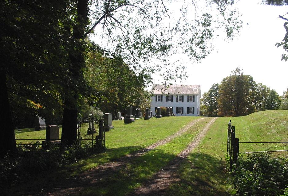 Bevans-Peters Valley Reformed Dutch Churchyard