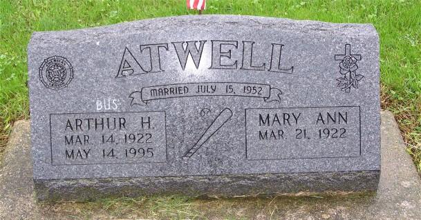 Arthur H Atwell