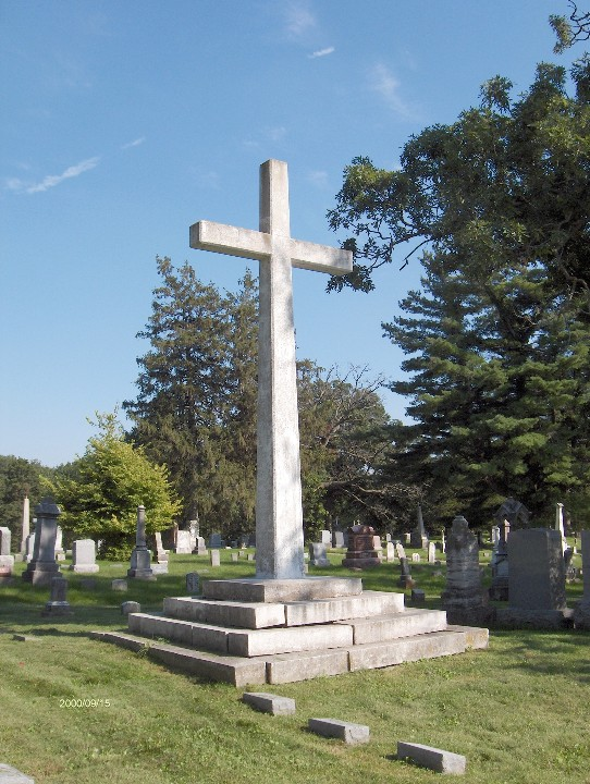 Saint Joseph Cemetery Old
