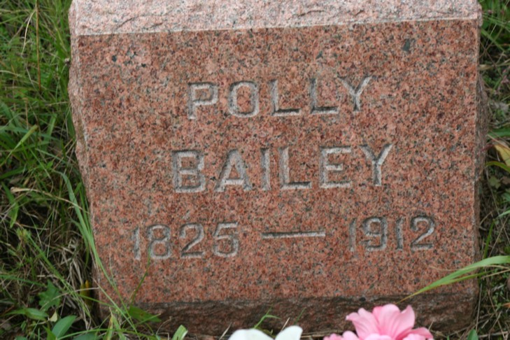 Polly <i>Maness</i> Bailey