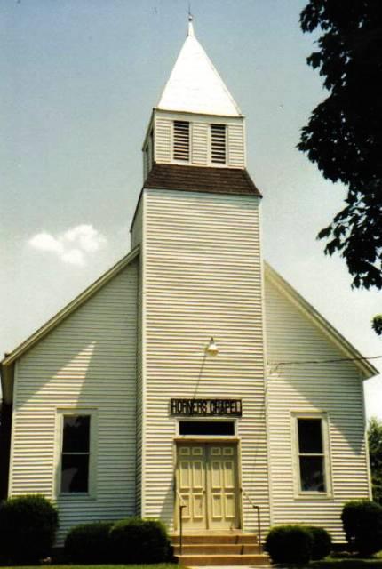 Horners Chapel Cemetery