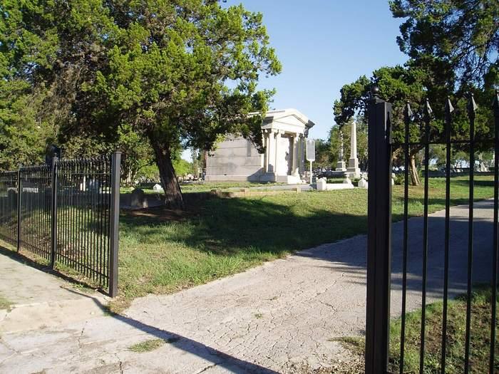 Alamo Masonic Cemetery