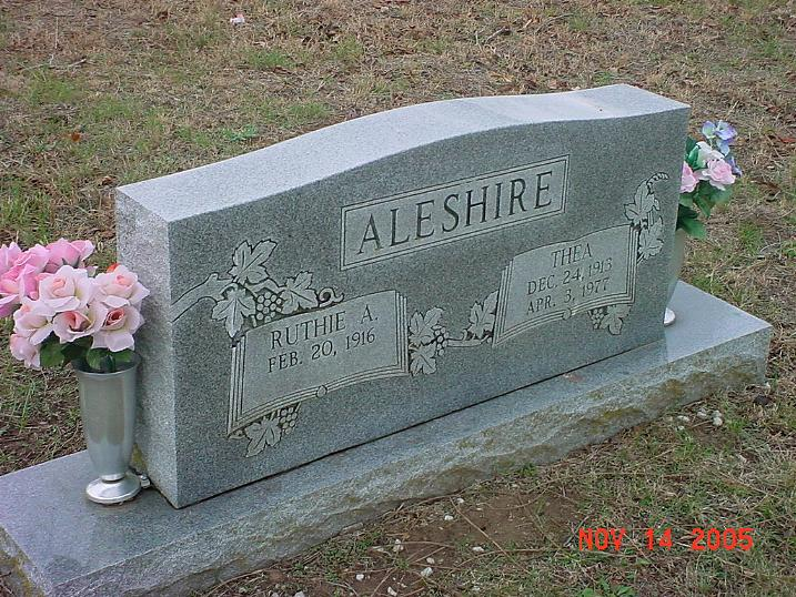 Thea Aleshire