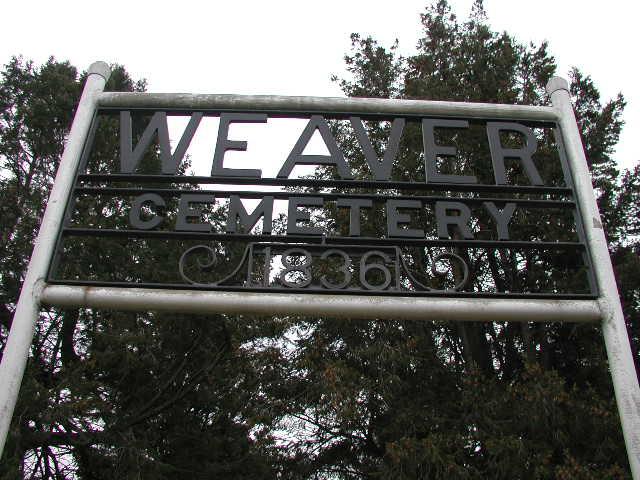 Weaver Cemetery