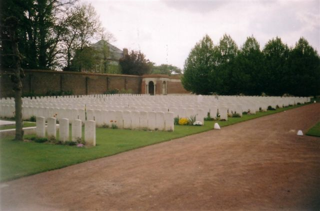 Hazebrouck Communal Cemetery