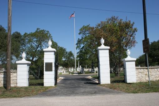 San Antonio National Cemetery