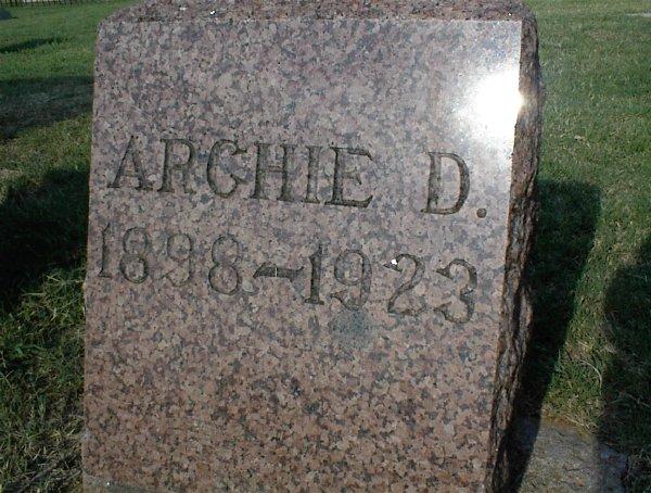 Archie D. Babb