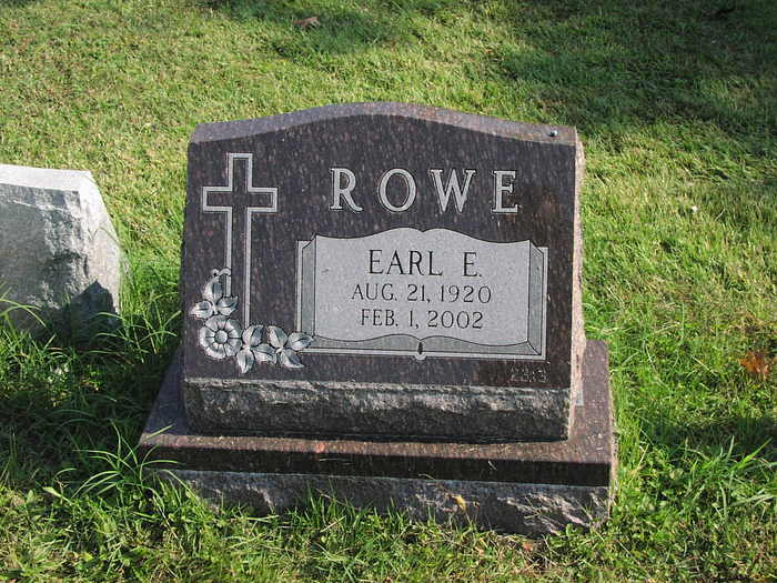 Earl Rowe