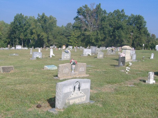Washington Missionary Baptist Cemetery