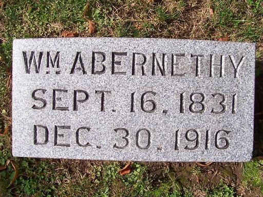 William Abernethy