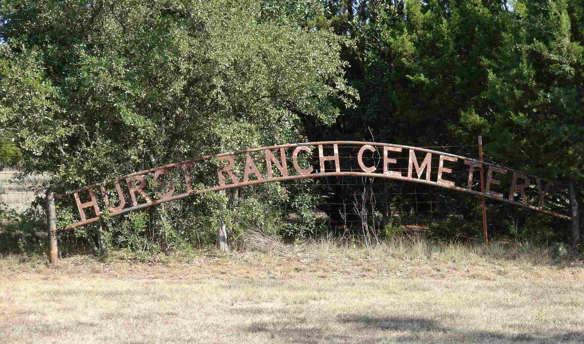 Hurst Ranch Cemetery