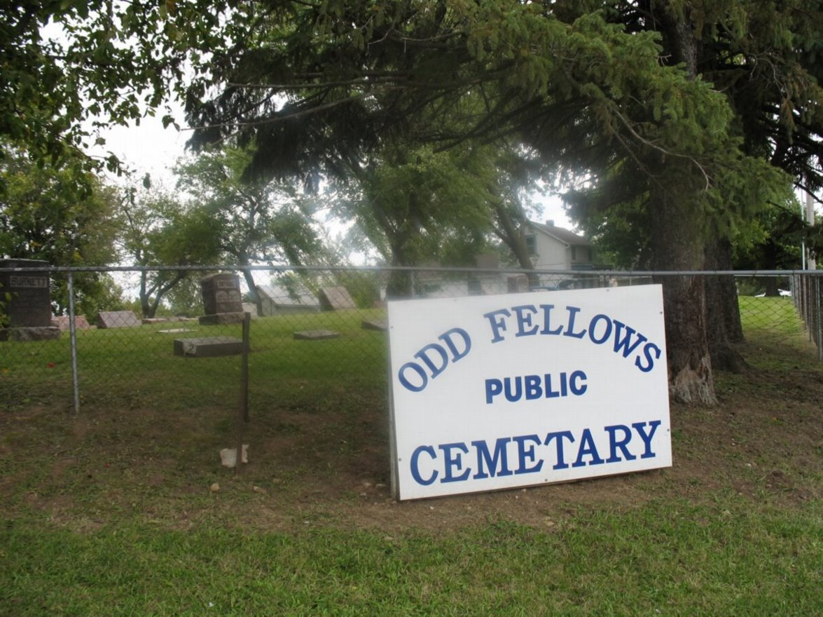 Odd Fellows Public Cemetery