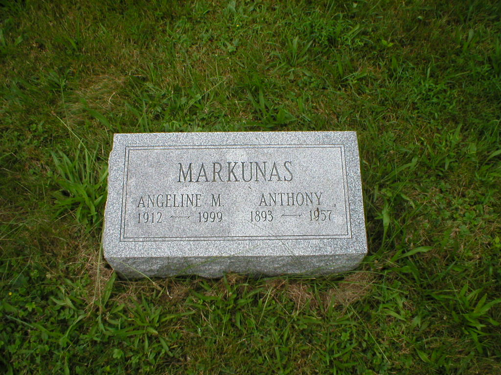 Angeline M Markunas