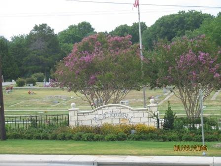 Rockwall Memorial Cemetery