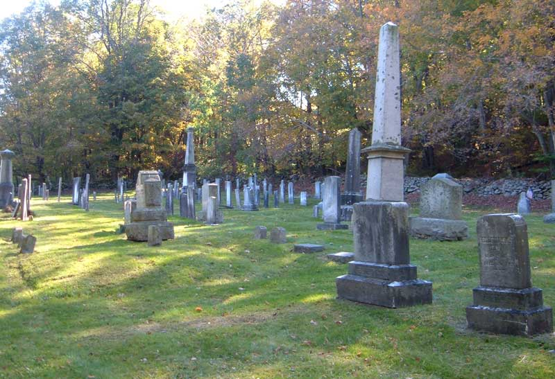 Upper Merryall Cemetery