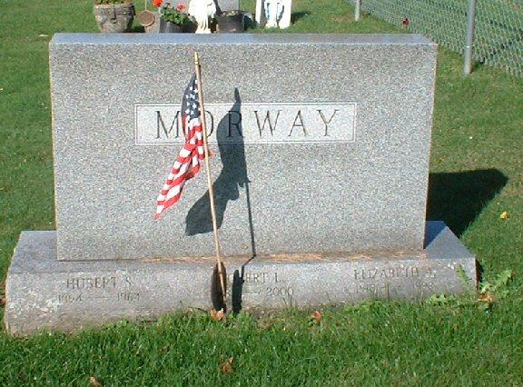 Hubert S Morway