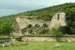 Alvastra Klosterruin