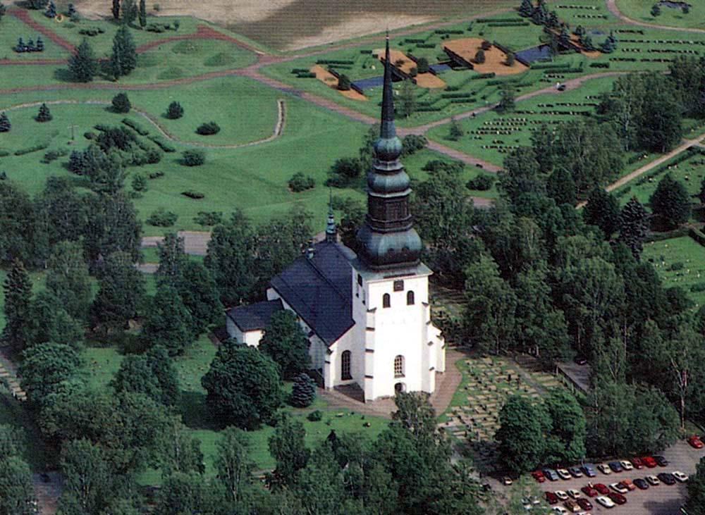 Stora Tuna Kyrkogård