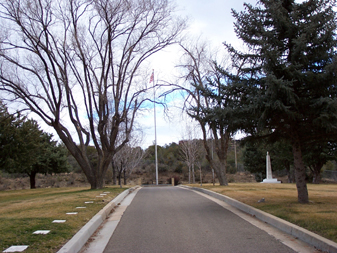 Prescott National Cemetery