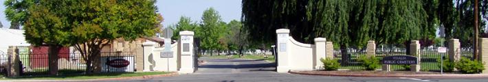 Visalia Public Cemetery
