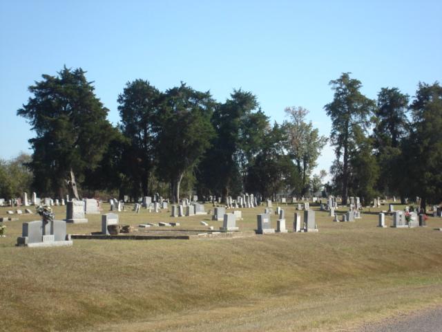 Oakley Cemetery