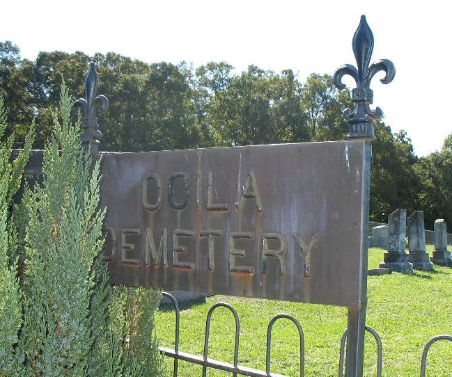 Coila Cemetery