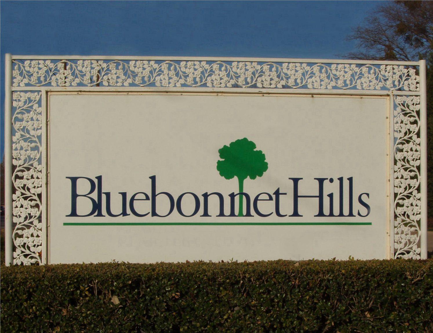 Bluebonnet Hills Memorial Park