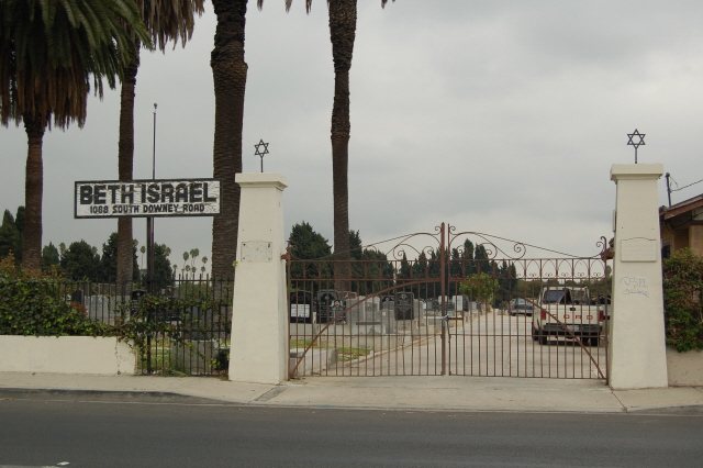 Beth Israel Cemetery in Los Angeles, California - Find A Grave Cemetery