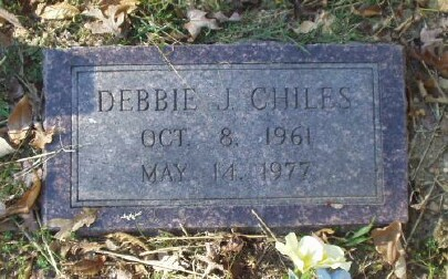 Debora Jane Debbie Chiles