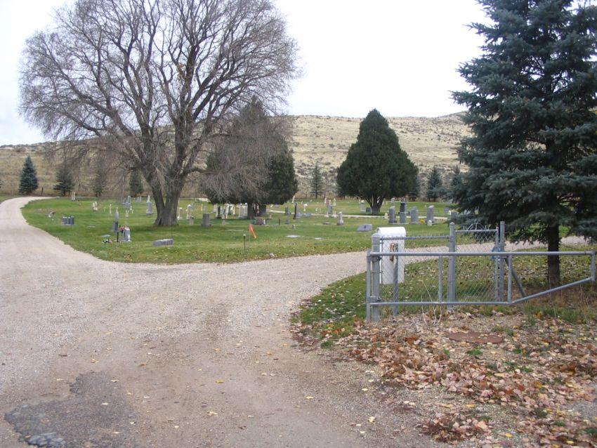Wallsburg Cemetery