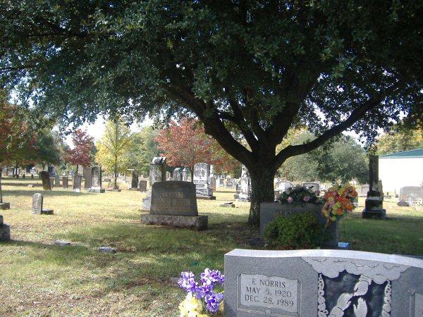 Zoar Baptist Church Cemetery