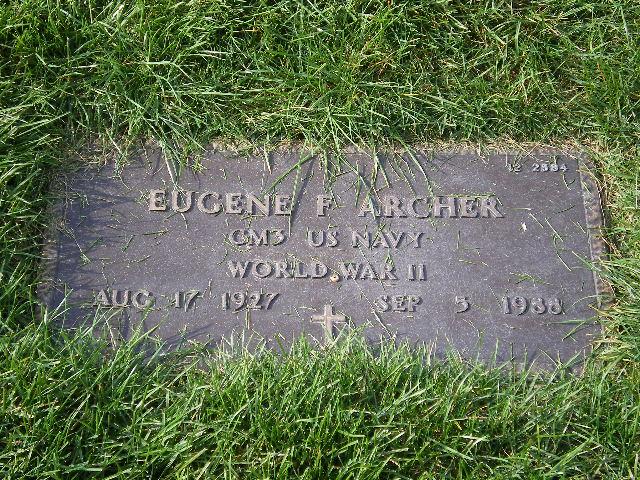 Eugene F Archer