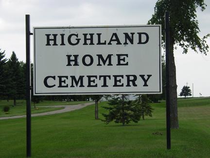 Highland Home Cemetery