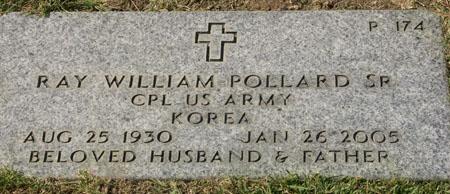 Ray William Pollard, Sr