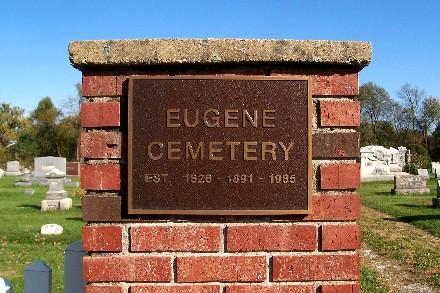Eugene Cemetery