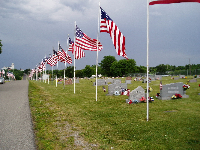 Higginsville City Cemetery